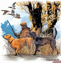 5D Diamond Painting Two Hunting Dogs Kit - $14.99+