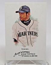 2008 Topps Allen & Ginter's ICHIRO SUZUKI Seattle Mariners #250 Baseball Card NM - $0.98