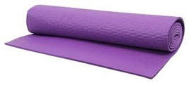 IRIS FITNESS Indian Yoga Mat,PURPLE4mm - $179,56 MXN