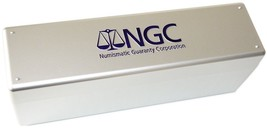 NGC Silver Graded Coin Storage Box Holds 20 Individual Certified Coins Brand New image 1