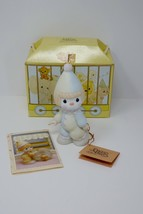 Enesco 1985 Precious Moments Bless the Days of Our Youth Birthday Clown ... - $14.01