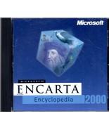 Microsoft Encarta Encyclopedia Software - $5.00
