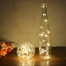 LemonBest LED Starry String Lights Fairy Micro LEDs Copper Wire, Battery... - €13,62 EUR