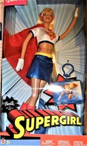 Barbie Doll  - Super Girl - DC Comics Super Girl NEW MINT in BOX - $47.50