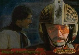 2001 Topps Star Wars Evolution #10 Biggs Darklighter trading card NM - $2.93