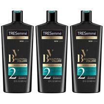 3-New Tresemme Pro Collection Shampoo - Beauty-Full Volume Reverse Syste... - $29.49