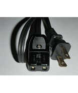 Power Cord for West Bend Versatility Slow Cooker Models 84114 84124 (2pi... - $13.09