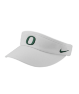 Nike Oregon Ducks Sideline Dri-FIT Adjustable White Visor  - £18.93 GBP