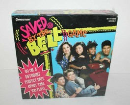 Saved By The Bell 2010 Pressman Board Game  - $21.73