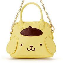 POMPOM PURIN Mini Boston bag-style charm Sanrio Kawaii Cute 2018 NEW Japan F/S image 2