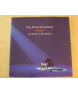A Legacy in Song - The Music of Disney - $15.00