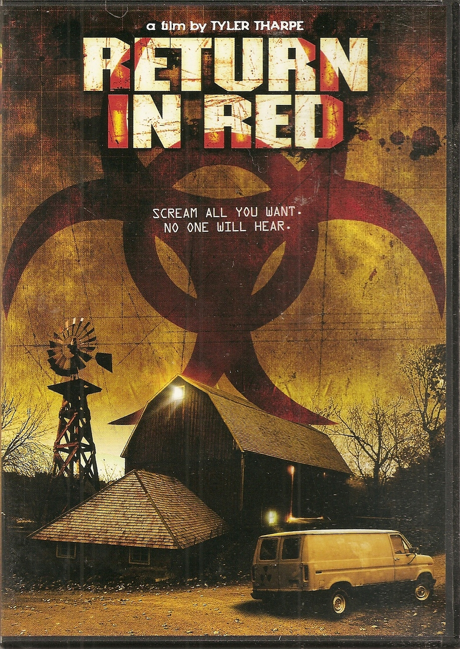 DVD--Return in Red