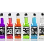 Jone Soda Variety Packs 12 ounce bottles (12) - $19.79