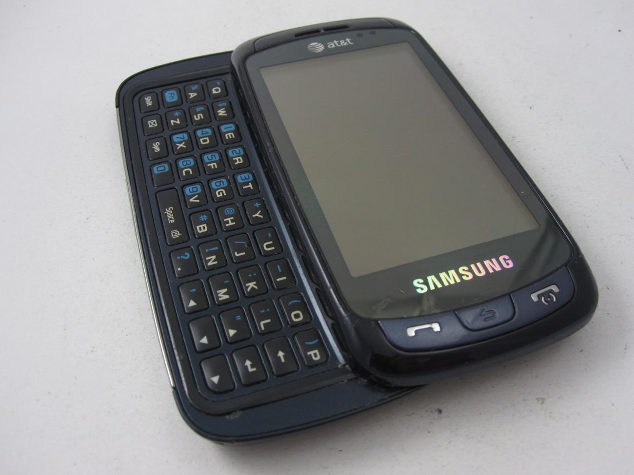 Samsung impression phone