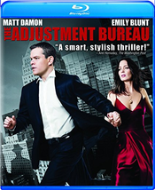 Adjustment Bureau [Blu-ray + DVD]