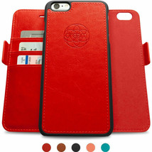 Dreem  Fibonacci 2-in-1 Wallet-Case For iPhone 6 & 6s Plus Magnet detach... - $13.00
