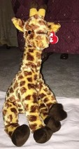 "Ty Hightops Giraffe Large 14"" Classic 2010 Plush Animal Toy NWT - $11.87"