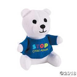 Prevent Child Abuse Stuffed Bears