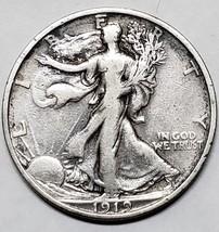 1919S Walking Liberty Half Dollar 90% Silver Coin Lot# E 69