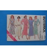 Butterick Classics #3965 Pattern Sizes 14  16 and 18 - $4.95