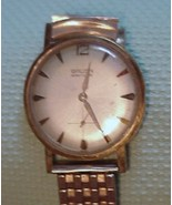 Vintage 1950s Mens Gruen Precision Manual Wind-up - $65.00