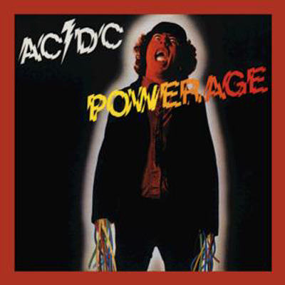 Photo Patch AC/DC Powerage Patch