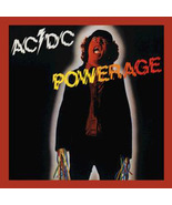 Photo Patch AC/DC Powerage Patch - $3.95
