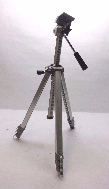 Velbon EX-540 62 inch Aluminum Tripod with 3-Way Panhead