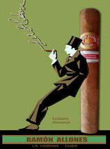 Quality Tobacco POSTER.Cuban Cigar.Ramon Allones.Havana.Room home decor.... - $9.90+
