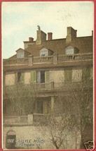 Alexandria Va Carlyle House Virginia 1918 Postcard B Js - $6.50