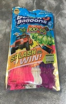 Bunch O Balloons Self Sealing Water Balloons 100 in 60 Seconds Pink Whit... - $12.00