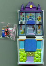 DISNEY SLEEPING BEAUTY CASTLE Polly Pocket Like - $25.00