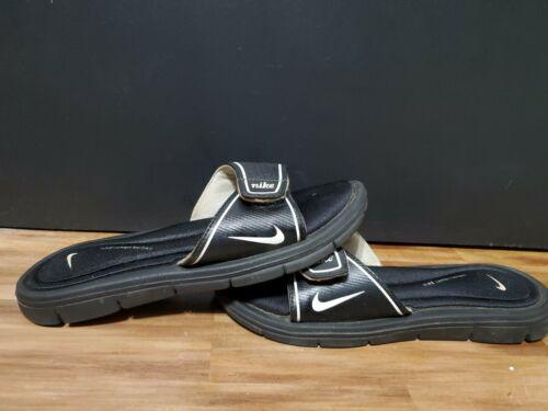 Nike Womans Slides Comfort Footbed Memory Foam Size 7 360883-011 - $18.14