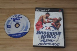 Knockout Kings 2001 (Japanese PS2 Import! PlayStation 2) - $19.99