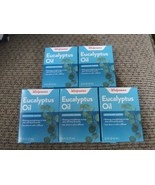 5x Walgreens Eucalyptus Oil Soothing Vapor Aromatherapy Use Alone or Dif... - $23.75