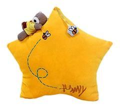 "Baby Plush Doll Yellow Cute Star Plush Toy Ideas Stuffed Gift 17.3""x17.3"" - $20.33"
