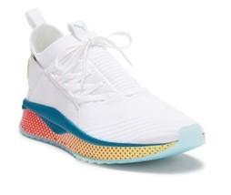PUMA Tsugi Jun CF Men's Sneaker 10.5 White Island Paradise Yellow - $170.99