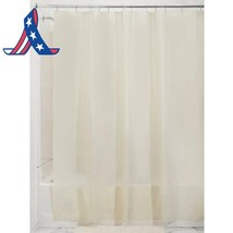 Interdesign Peva 3 Gauge Shower Curtain Liner - Mold/Mildew Resistant, Pvc Free - $8.90+