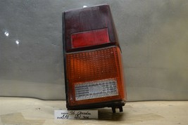 1984-1996 Jeep Cherokee Right Pass OEM tail light 06 4A8 - $34.64