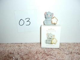 Hallmark Miniature Ornaments  Sweet Mouse 2012 - $9.99