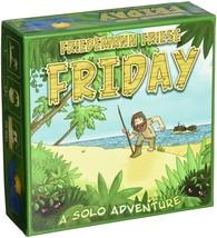 Rio Grande Games 457RGG Friday board game - $35.48