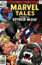 Marvel Tales (2nd Series) #82 VG; Marvel | low grade comic - save on shi... - $2.99