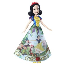 Disney Princess Snow White Magical Story Skirt Doll in Blue, Yellow by H... - €25,20 EUR