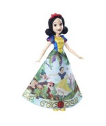 Disney Princess Snow White Magical Story Skirt Doll in Blue, Yellow by H... - $28.70