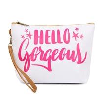 Hello gorgeous cosmetic bag  - $25.95