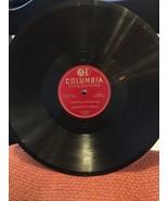 78 Record Columbia Records Quadriglia-Contradanza And Tarantella Napolitana - $4.26