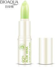 BIOAQUA Brand Aloe Vera Natural Moisturizing Lipstick Lip Balm Organic I... - $11.36