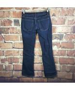 CAbi Jeans Boot Cut Womens Jeans Size 6 Dark Wash #216 - $16.82