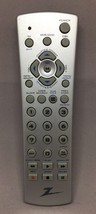 Original ZENITH ZN401S UNIVERSAL TV Remote Control DVD VCR CABLE Tested - $5.90