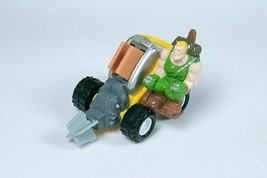 Burger King Small Soldiers Brick Bazooka Kids Meal Toy Action Figure 1998 - $4.94